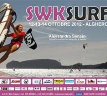 SWK SURF – ALGHERO – 12-14 OTTOBRE