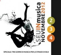 SEUINMUSICA2012 – SEUI – 2 TO 4 NOVEMBER