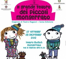 THE GREAT THEATRE OF CHILDREN – MONSERRATO – OCTOBER 27 TO DECEMBER 29