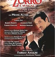 W ZORRO – CONSERVATORY AUDITORIUM – CAGLIARI – SATURDAY OCTOBER,27