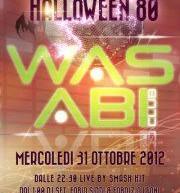 HALLOWEEN PARTY – WASABI CLUB – CAGLIARI – MERCOLEDI 31 OTTOBRE