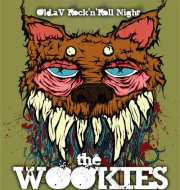 THE WOOKIES LIVE- ALGHERO – SATURDAY OCTOBER 27
