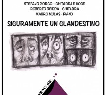 DEFINITELY A CLANDESTINE – VINVOGLIO WINE JAZZ CLUB – CAGLIARI – FRIDAY OCTOBER 26