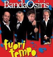 OUT OF TIME – OSIRIS BAND- MOGORO – COMUNAL THEATRE – SATURDAY OCTOBER 27