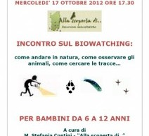 DISCOVERY THE BIOWATCHING – CAGLIARI – 17 TO 21 OCTOBER