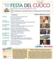 FESTA DEL CUOCO – CAGLIARI – DOMENICA 14 OTTOBRE