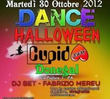 CUPIDO PARTY DANCE HALLOWEEN – DONEGAL – CAGLIARI – MARTEDI 30 OTTOBRE