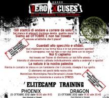 ELITE CAMP TRAINING DRAGON – PARCO MONTE CLARO – CAGLIARI – MARTEDI 23 OTTOBRE
