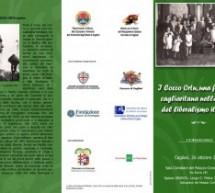 I COCCO ORTU, UNA FAMIGLIA CAGLIARITANA NELLA STORIA DEL LIBERALISMO ITALIANO – PALAZZO CIVICO E SEARCH – CAGLIARI – VENERDI 26 OTTOBRE