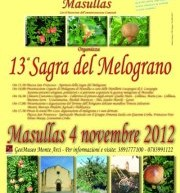 POMEGRANATE FESTIVAL – MASULLAS – SUNDAY NOVEMBER 4