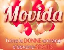 SATURDAY NIGHT – MOVIDA – CAGLIARI – SABATO 13 OTTOBRE