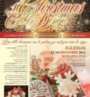 CHRISTMAS CAKE DESIGN EVENT – IGLESIAS – 15-16 DICEMBRE