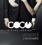 FRIDAY NIGHT – COCO DISCOCLUBBING – CAGLIARI – VENERDI 2 NOVEMBRE