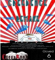 CREEDENCE REMAKE – CUEVA ROCK LIVE – THURSDAY DECEMBER 6 10:00 PM