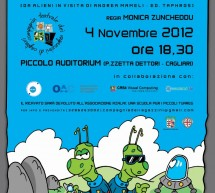 CRUISE IN SPACE – PICCOLO AUDITORIUM – CAGLIARI – SUNDAY NOVEMBER 4