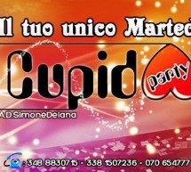 CUPIDO PARTY SUPER CLASS – CAGLIARI – DONEGAL – MARTEDI 13 NOVEMBRE