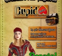 CUPIDO PARTY – TREASURE HUNT – DONEGAL – CAGLIARI – TUESDAY NOVEMBER 27