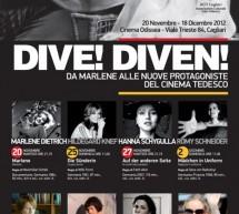 DIVE! DIVEN ! – SPAZIO ODISSEA – CAGLIARI – NOVEMBER 20 TO DECEMBER 18