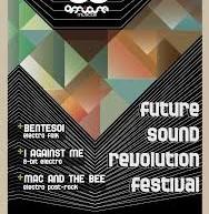 FUTURE SOUND REVOLUTION FESTIVAL – SASSARI – SATURDAY NOVEMBER 10