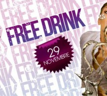 UNIVERSITY THURSDAY – FREE DRINK – K-LAB – CAGLIARI – THURSDAY NOVEMBER 29