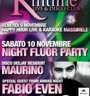 NIGHT FLUOR PARTY – KILLTIME LIVE DISCO CLUB – NUORO – SABATO 10 NOVEMBRE