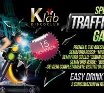 GIOVEDI UNIVERSITARIO – SPECIAL TRAFFIC LIGHT GAME – K-LAB- CAGLIARI – GIOVEDI 15 NOVEMBRE