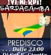 SARDASAMBA LIVE – LOYAL CAFE' – CAGLIARI – SATURDAY NOVEMBER 24
