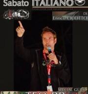 SPECIAL GUEST MATTEO BRUNI – LOYAL CAFE' – CAGLIARI – SATURDAY DECEMBER 1