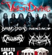 METAL CHRISTMAS 2012 – CUEVA ROCK LIVE – QUARTUCCIU – SATURDAY DECEMBER 22 AT 9:00 PM