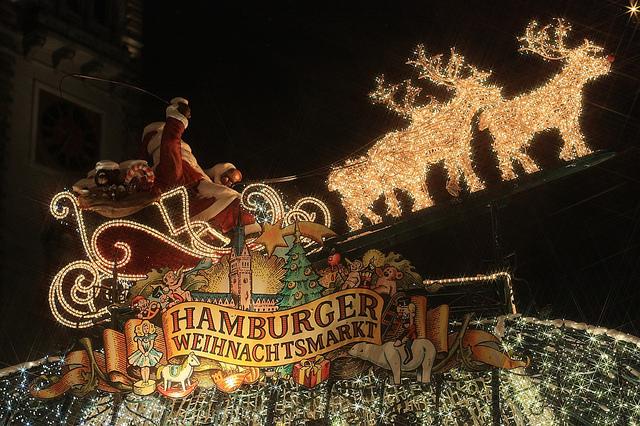 Mercatini di Natale di Amburgo 01