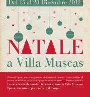 CHRISTMAS IN VILLA MUSCAS – CAGLIARI – 15 TO 23 DECEMBER