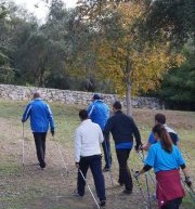 NORDIC WALKING COURSE – SASSARI – 24 TO 25 NOVEMBER