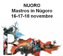 AUTUNNO IN BARBAGIA – NUORO – 16-18 NOVEMBRE