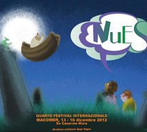 NUES – MEDITERRANEAN COMICS AND CARTOONS FESTIVAL – MACOMER – 13 TO 16 DECEMBER