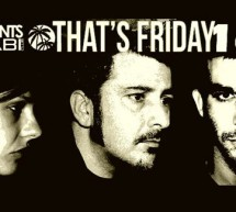 THAT'S FRIDAY – WASABI CLUB – CAGLIARI – FRIDAY NOVEMBER 16