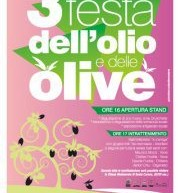 3° OIL AND OLIVE FESTIVAL – RIOLA SARDO – SATURDAY DECEMBER 1