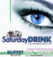 SATURDAY DRINK – LOYAL CAFE' – CAGLIARI – SABATO 10 NOVEMBRE