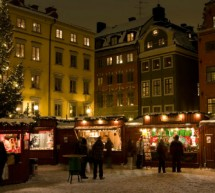 FLY TO STOCKHOLM FOR CHRISTMAS MARKETS – FLY FROM CAGLIARI AT 167 €