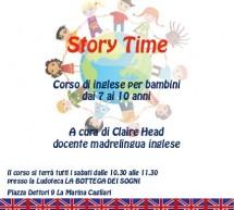 ENGLISH COURSE FOR CHILDREN – CAGLIARI – FROM NOVEMBER 17
