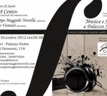 TALES OF SOUNDS – SAL 8 CENTO – SIOTTO PALACE – CAGLIARI – TUESDAY DECEMBER 4 8,30 PM