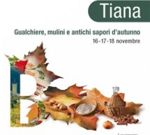 AUTUNNO IN BARBAGIA – TIANA – 16-18 NOVEMBRE