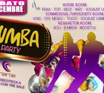 ZUMBA PARTY – CHARLIE DISCO CLUB – CAGLIARI – SATURDAY DECEMBER 1