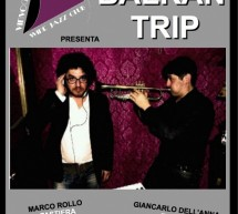 BALKAN TRIP LIVE – VINVOGLIO WINE JAZZ CLUB – CAGLIARI – FRIDAY NOVEMBER 16