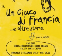 A FRENCH DONKEY AND OTHER HISTORIES – S.CHIARA CHURCH – CAGLIARI -SUNDAY DECEMBER 2 AT 7:00 PM