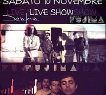DEALMA& FUJIMA LIVE – FABRIK – CAGLIARI – SATURDAY NOVEMBER 10