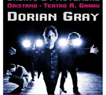 DORIAN GRAY LIVE – ONLY FOR STUDENTS – A.GARAU THEATRE – ORISTANO – SATURDAY NOVEMBER 24