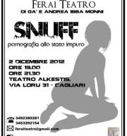 SNUFF – PORNOGRAPHY TO THE UNCLEAN – FERAI THEATRE – SUNDAY DECEMBER 2