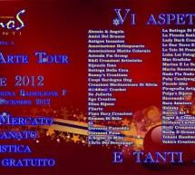 MERAVIGLIARTE TOUR 2012 – SARDINIA FESTIVAL – CAGLIARI – DECEMBER 14 TO 23