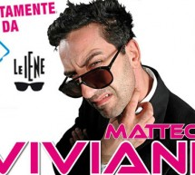 SPECIAL GUEST MATTEO VIVIANI – CHARLIE DISCO CLUB – SATURDAY NOVEMBER 24