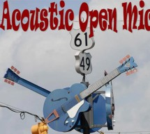 ACOUSTIC OPEN MIC – UNIVERSITY ROCK – CAGLIARI – THURSDAY NOVEMBER 15